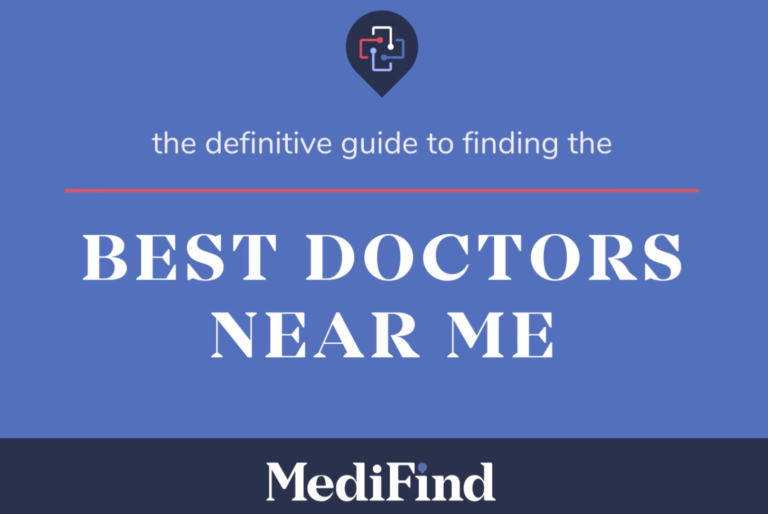 Find the Best Doctors Near Me