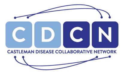 Castleman Disease Collaborative Network (CDCN) logo