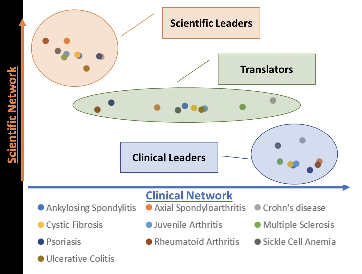 Translators form a bridge between clinical and scientific worlds.