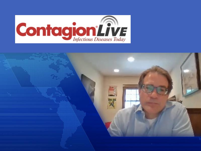 Contagion Live Patrick Howie video