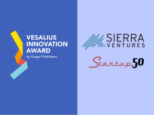 MediFind announced as finalist for Vesalius Innovation Award and Sierra Ventures Startup 50