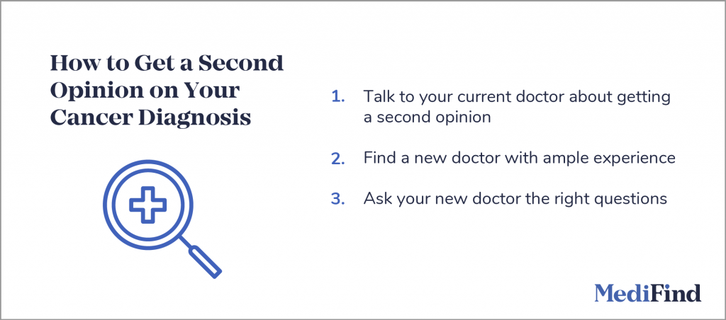How to Get a Second Opinion on Cancer (And What's Involved)