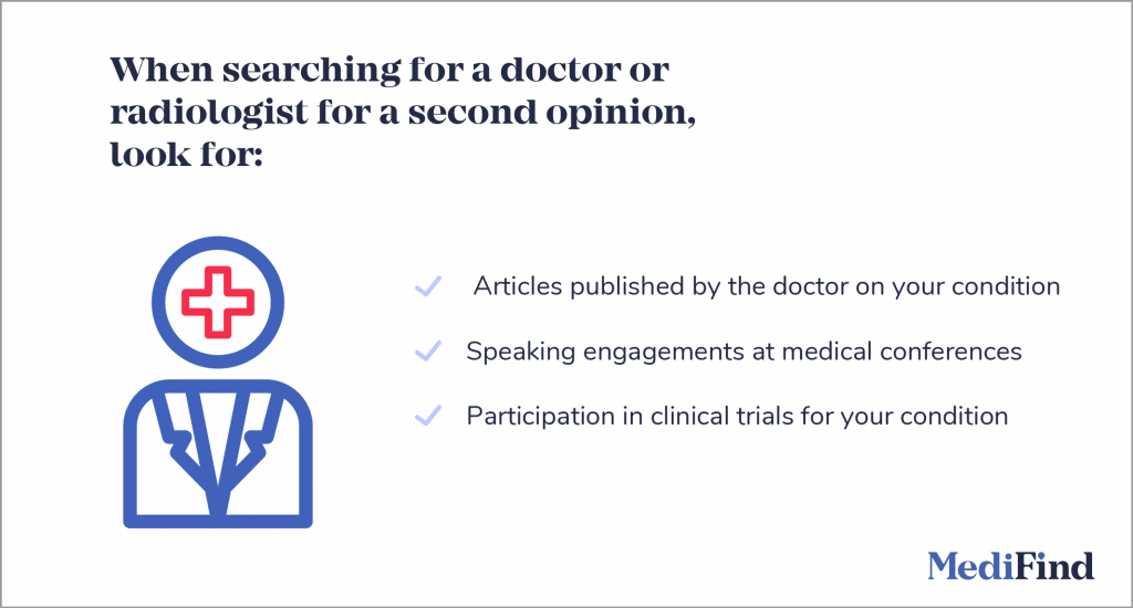 How to Find a Reliable Doctor for a Second Opinion