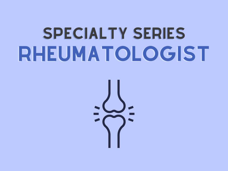 Rheumatologist Joint Doctor