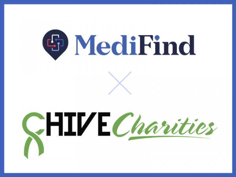 MediFind partners with Chive Charities